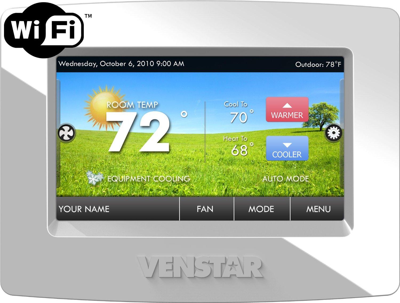 venstar smart thermostat robots worldwide. Black Bedroom Furniture Sets. Home Design Ideas