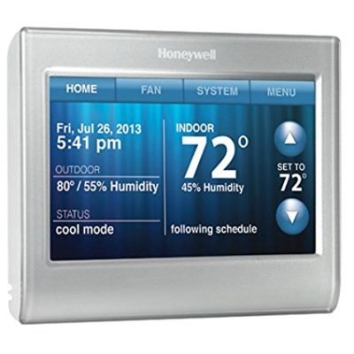honeywell wifi smart thermostat rth9580wf