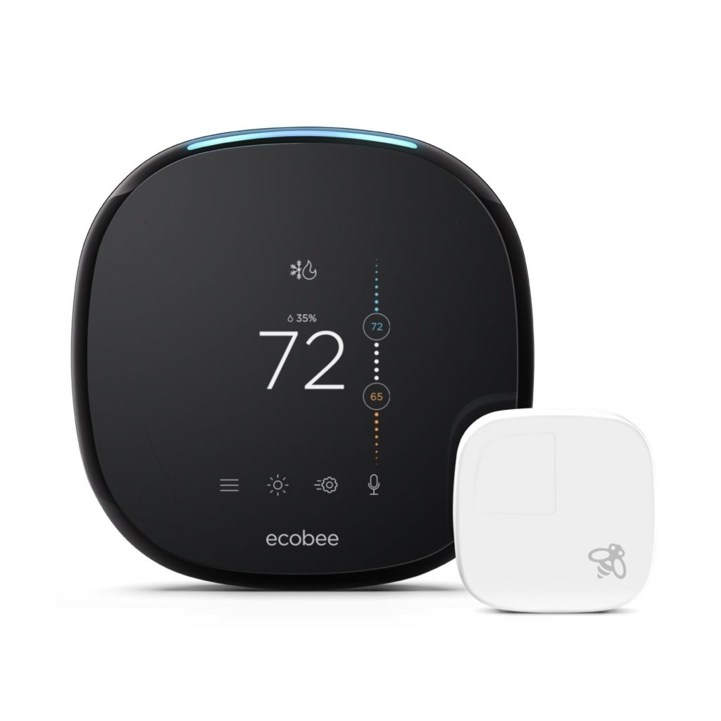 You can save 40 on an Ecobee4 smart thermostat today on Amazon