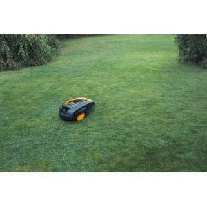 The Rob robotic lawn mower